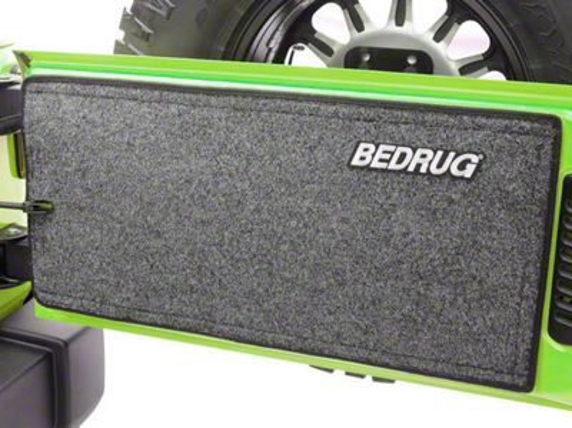 BedRug Tailgate Liner (87-95 Jeep Wrangler YJ)