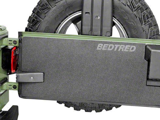 BedRug BedTred Tailgate Liner (87-95 Jeep Wrangler YJ)
