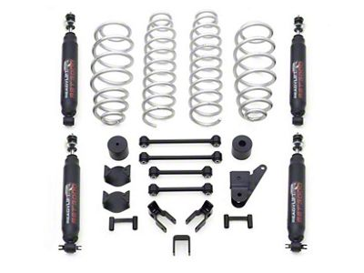 ReadyLIFT 2.5 in. Coil Spring Lift Kit (07-18 Jeep Wrangler JK)