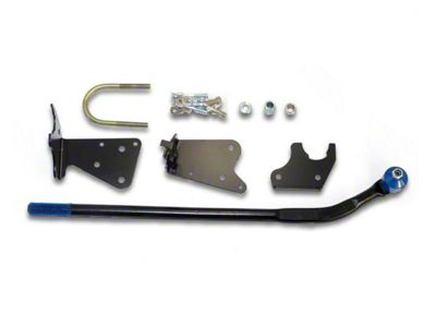 ReadyLIFT Front High Steer Kit for 3-4.5 in. Lift (07-18 Jeep Wrangler JK)