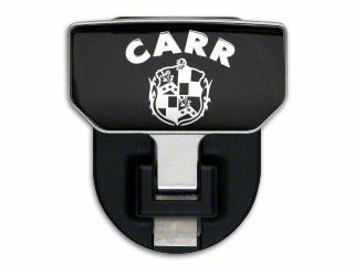 Carr HD Hitch Step w/ CARR Logo (87-18 Jeep Wrangler YJ, TJ, JK & JL)
