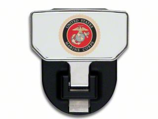 Carr HD Hitch Step w/ U.S. Marines Logo (87-18 Jeep Wrangler YJ, TJ, JK & JL)