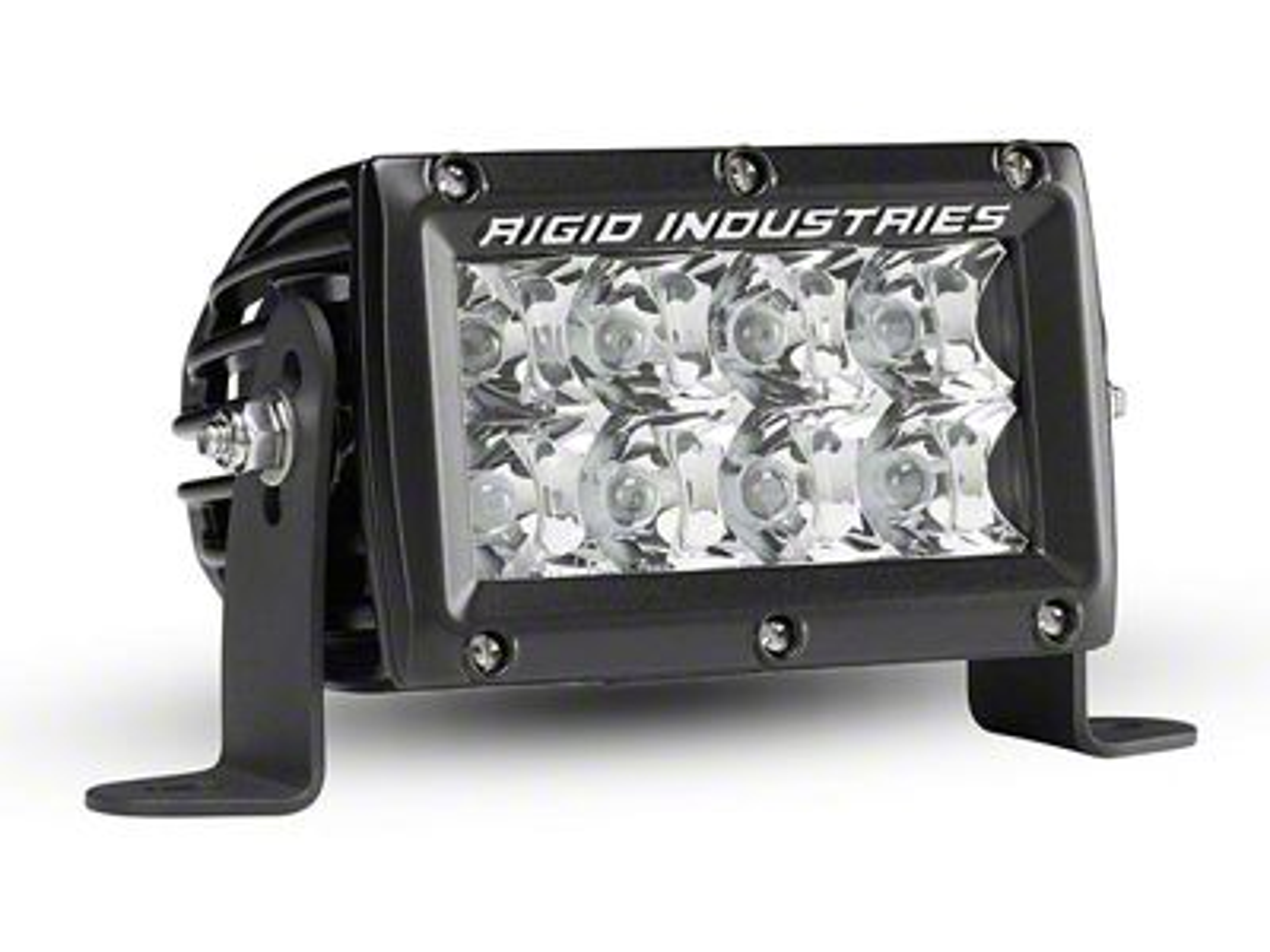 Rigid Industries 4 in. E-Mark E-Series LED Light Bar - Spot Beam