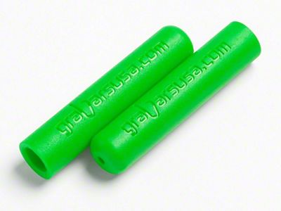 GraBars Grab Handle Grips - Green (87-18 Jeep Wrangler YJ, TJ & JK)