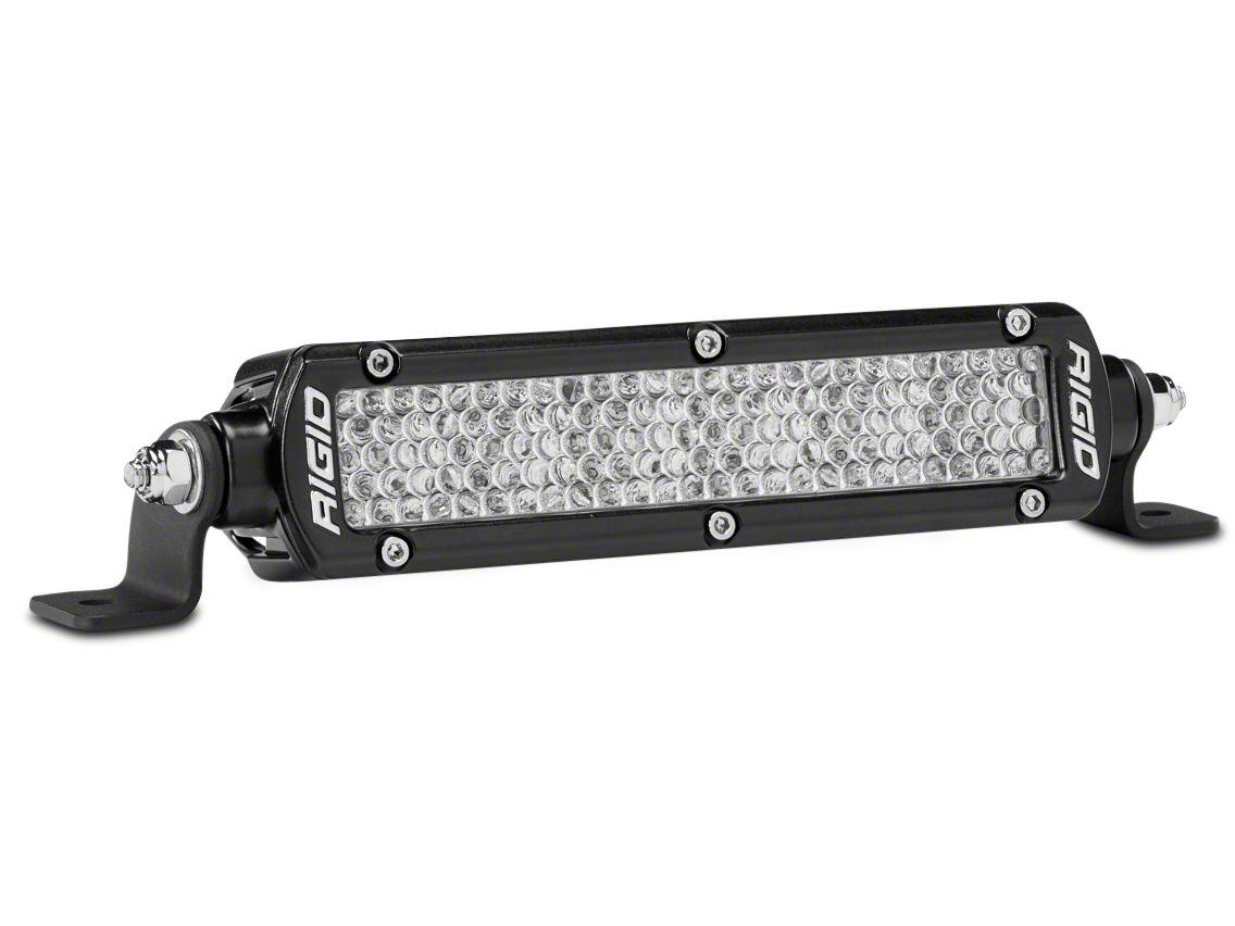 Rigid Industries 6 in. SR-Series LED Light Bar - 60 Deg. Diffused Beam