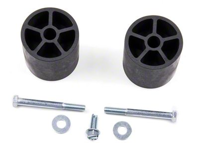 Zone Offroad 3 in. Bump Stop Extension (87-19 Jeep Wrangler YJ, TJ, JK & JL)
