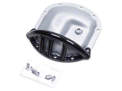 Zone Offroad Dana 30 Differential Guard (87-18 Jeep Wrangler YJ, TJ & JK)
