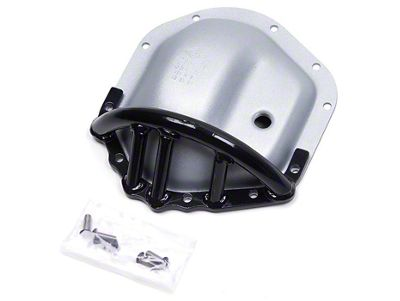 Zone Offroad Dana 44 Differential Guard (87-18 Jeep Wrangler YJ, TJ & JK)