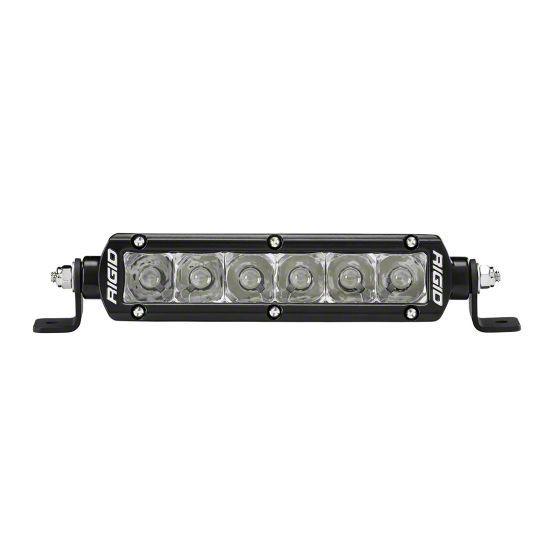 Rigid Industries 6 in. SR-Series LED Light Bar - Spot Beam