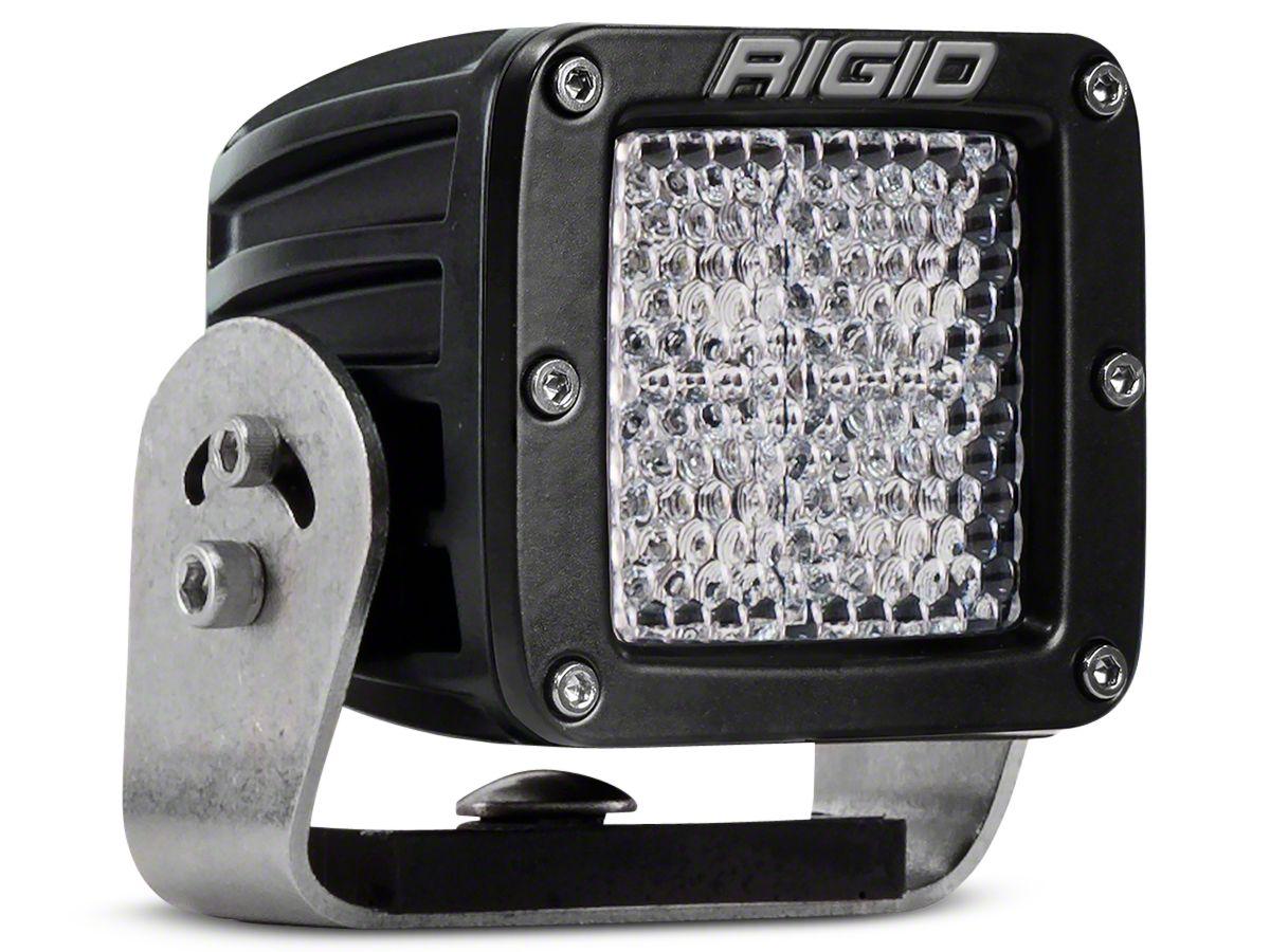 Rigid Industries D-Series HD LED Cube Light - 60 Deg. Diffused Beam
