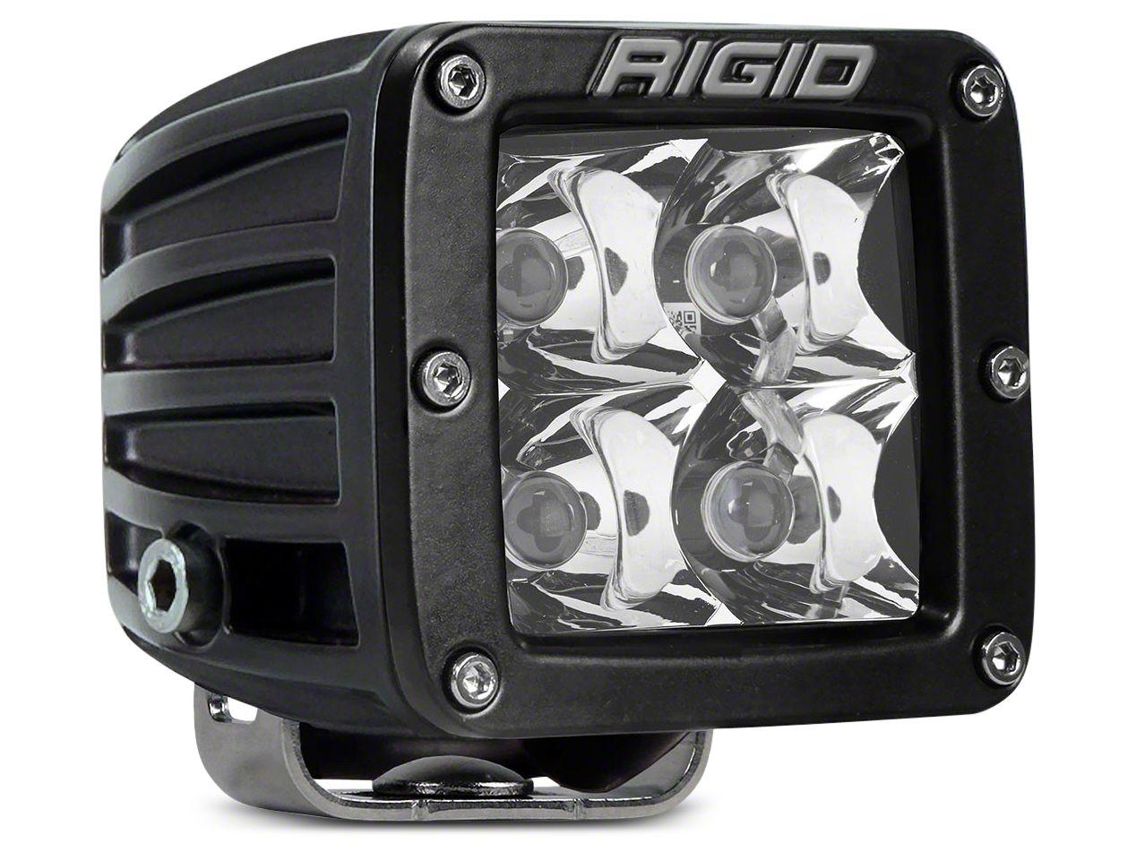 Rigid Industries D-Series LED Cube Light - Spot Beam