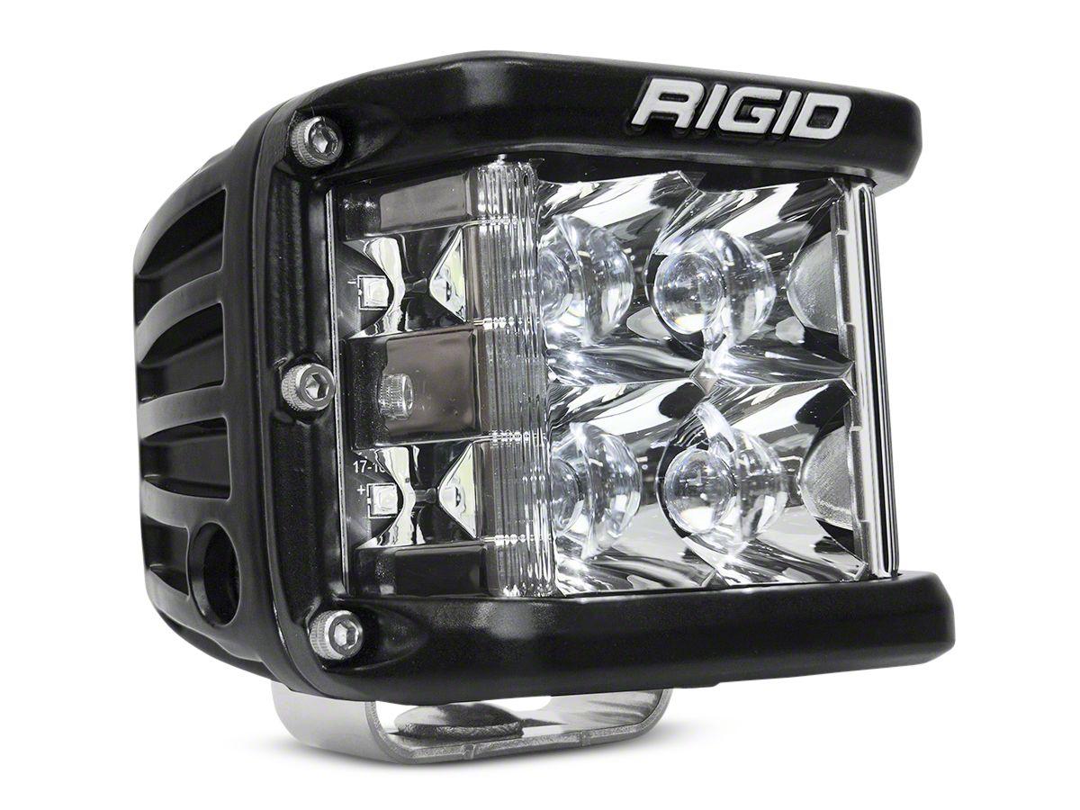 Rigid Industries D-SS Side Shooter LED Cube Light - Spot Beam