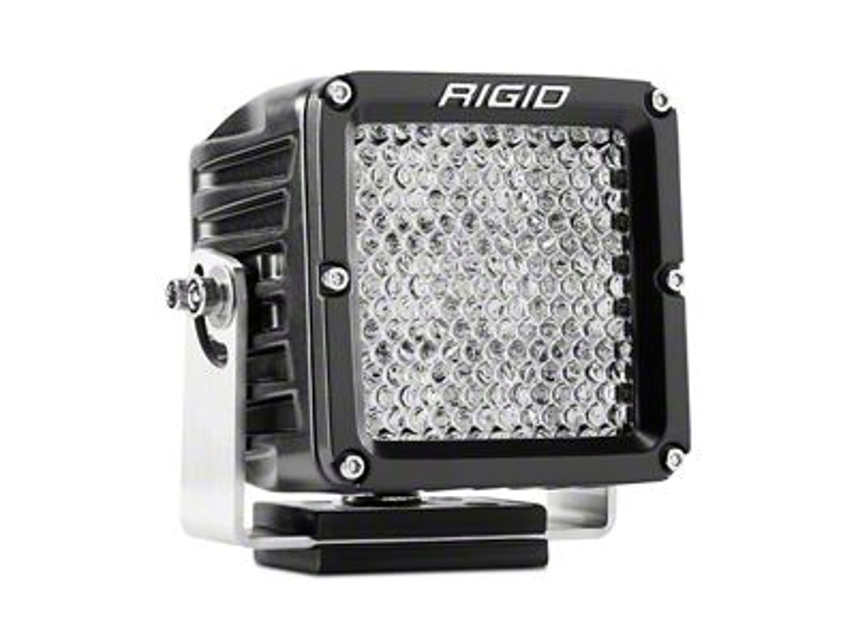 Rigid Industries Dually XL Series LED Cube Light - 60 Deg. Diffused Beam