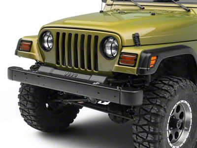 Rugged Ridge Black 8 Piece Euro Guard Light Kit (97-06 Jeep Wrangler TJ)