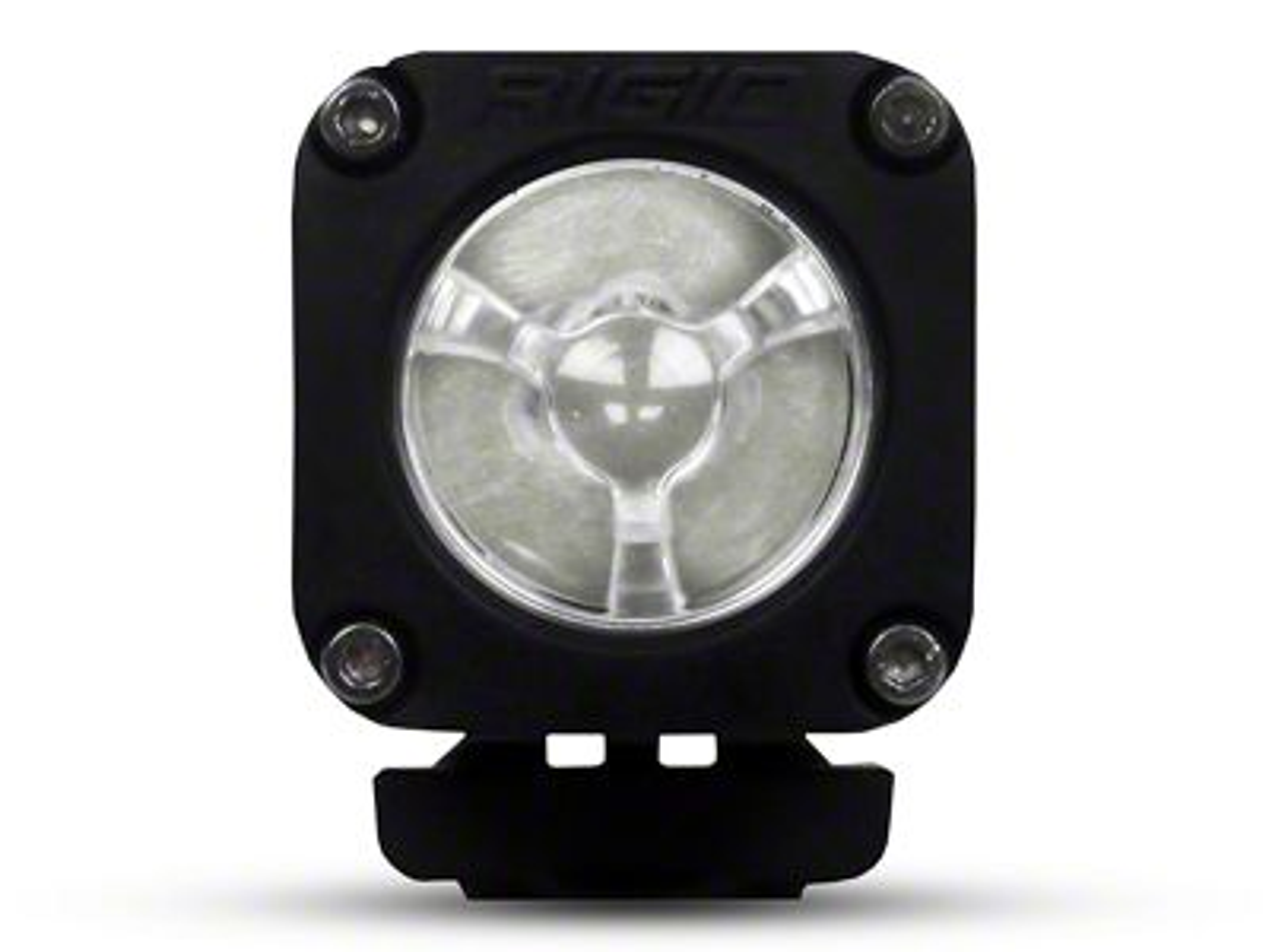 Rigid Industries Ignite Flush Mount LED Light - 60 Deg. Diffused Beam