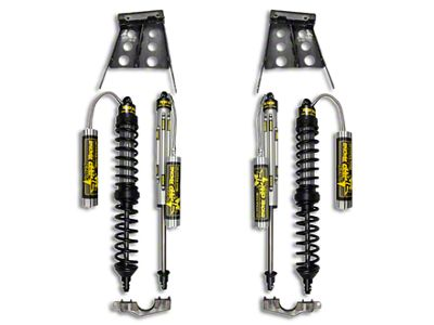 Rock Krawler 4.5 in. Trail Gunner Front Coilover Upgrade (07-18 Jeep Wrangler JK 2 Door)