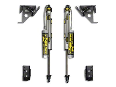 Rock Krawler 4.5 in. Trail Gunner Rear Bypass Shock Upgrade (07-18 Jeep Wrangler JK 2 Door)
