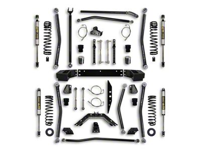 Rock Krawler 5.5 in. X-Factor Long Arm Suspension Lift Kit - Stage 1 (07-18 Jeep Wrangler JK 4 Door)
