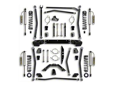 Rock Krawler 5.5 in. X-Factor Long Arm Suspension Lift Kit - Stage 2 (07-18 Jeep Wrangler JK 4 Door)