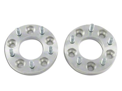 M.O.R.E. 7/8 in. Wheel Spacers - Pair (87-06 Jeep Wrangler YJ & TJ)