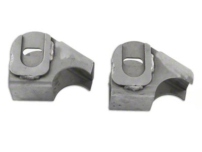 M.O.R.E. Lower Control Arm Brackets (87-18 Jeep Wrangler YJ, TJ & JK)