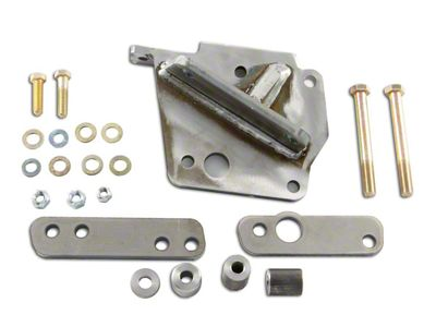 M.O.R.E. Steering Box Bracket (87-95 Jeep Wrangler YJ)