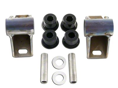M.O.R.E. Bomb Proof Motor Mount Kit (87-06 4.0L or 4.2L Jeep Wrangler YJ & TJ)
