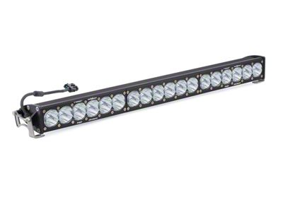 Baja Designs 30 in. OnX6 Racer Edition LED Light Bar - High Speed Spot Beam