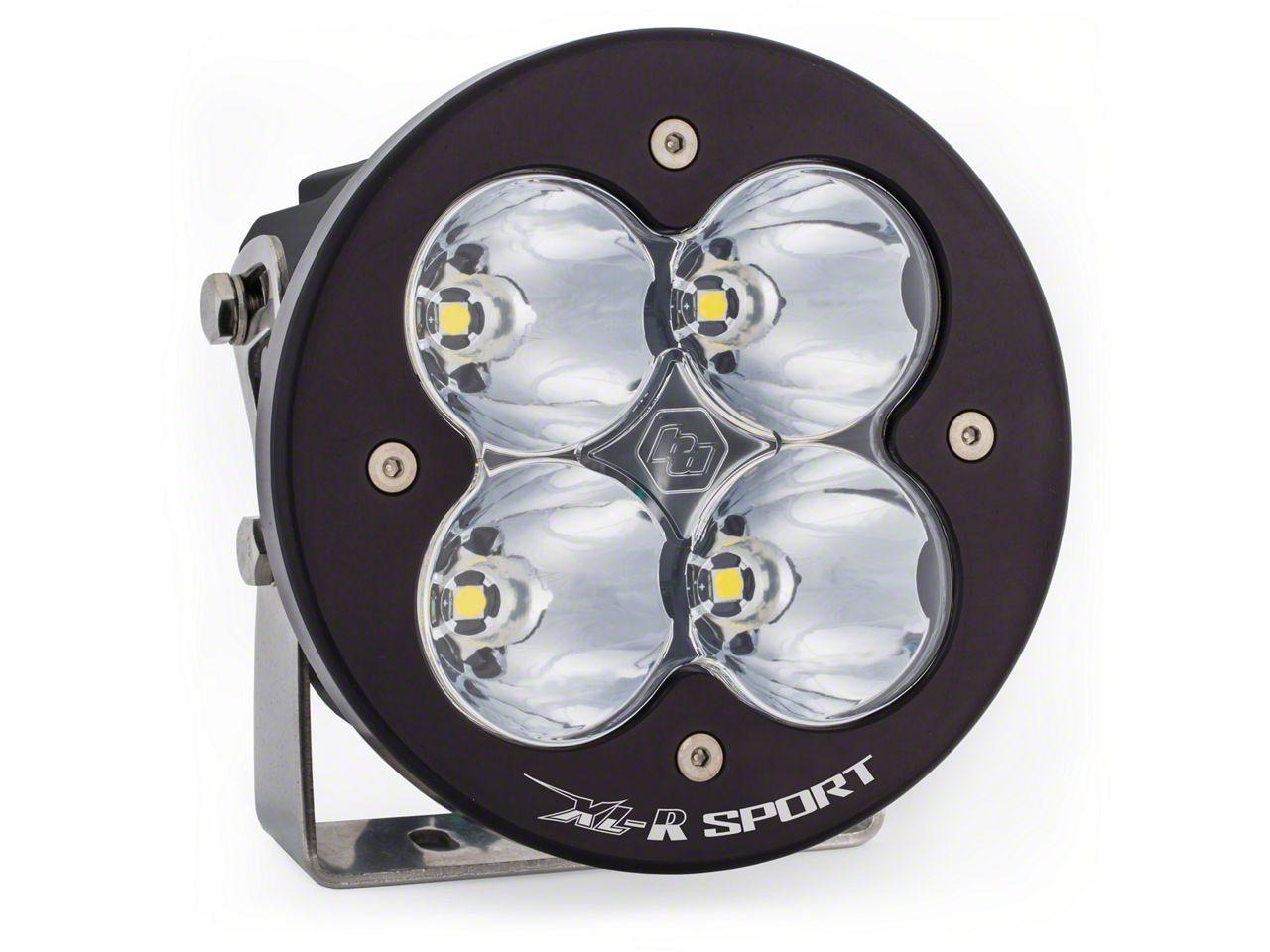 Baja Designs XL-R Sport LED Light - High Speed Spot Beam