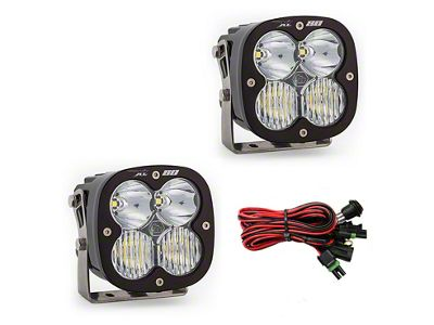 Baja Designs XL80 LED Lights - Driving/Combo Beam - Pair