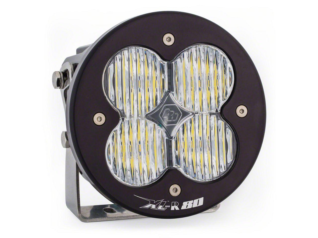 Baja Designs XL-R 80 LED Light - Wide Cornering Beam