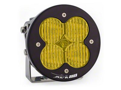 Baja Designs XL-R 80 Amber LED Light - Wide Cornering Beam
