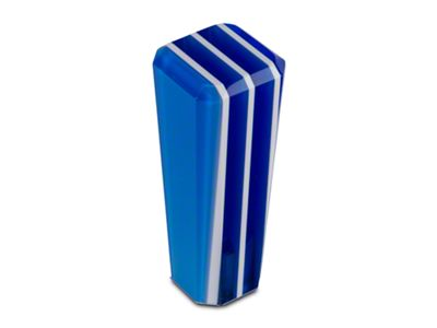 Alterum Blue Stripe Stix Shift Knob (97-06 Jeep Wrangler TJ)
