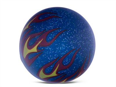 RedRock 4x4 Blue Flame Metal Flake Shift Knob (97-06 Jeep Wrangler TJ)