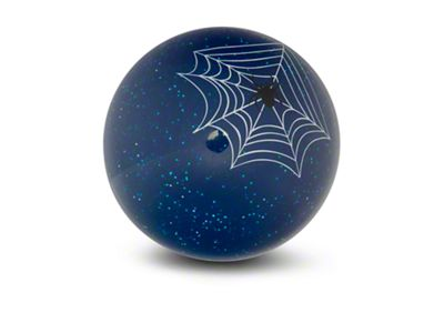 Alterum Translucent Blue Spider Custom Shift Knob with Metal Flake (87-18 Jeep Wrangler YJ, TJ & JK)