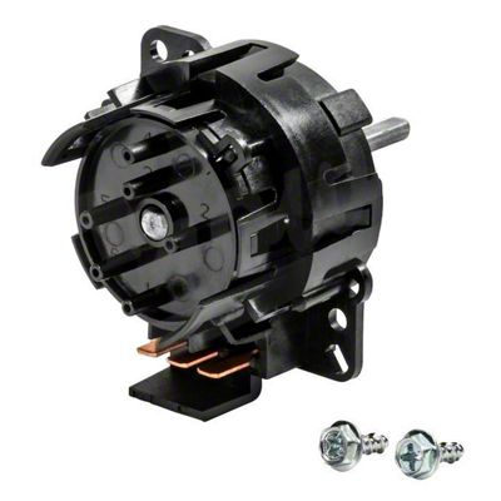 Crown Automotive A/C & Heater Switch (99-04 Jeep Wrangler TJ)