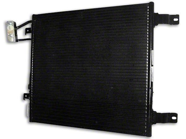Omix-ADA A/C Condenser & Transmission Cooler (07-11 3.8L Jeep Wrangler JK)