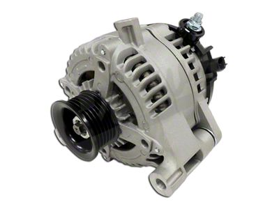 Crown Automotive Alternator - 160 AMP (12-18 3.6L Jeep Wrangler JK)