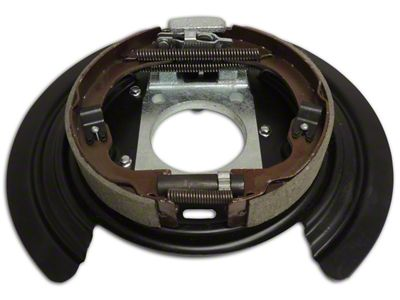 Crown Automotive Backing Plate Assembly (07-18 Jeep Wrangler JK)