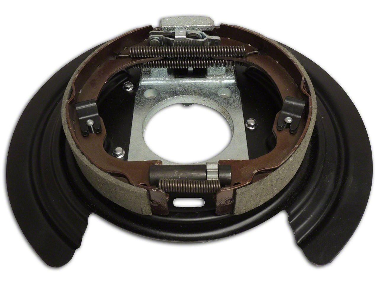 Crown Automotive Backing Plate Assembly (07-18 Jeep Wrangler JK)