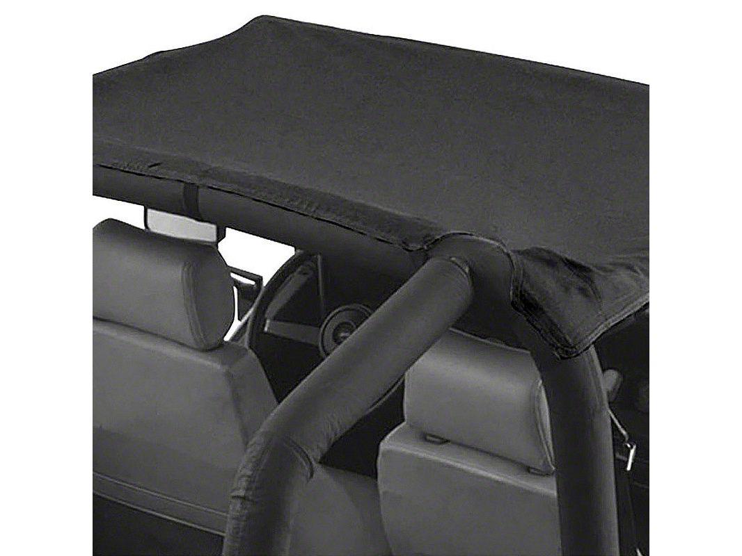 RT Off-Road Beach Topper - Black Denim (87-91 Jeep Wrangler YJ)