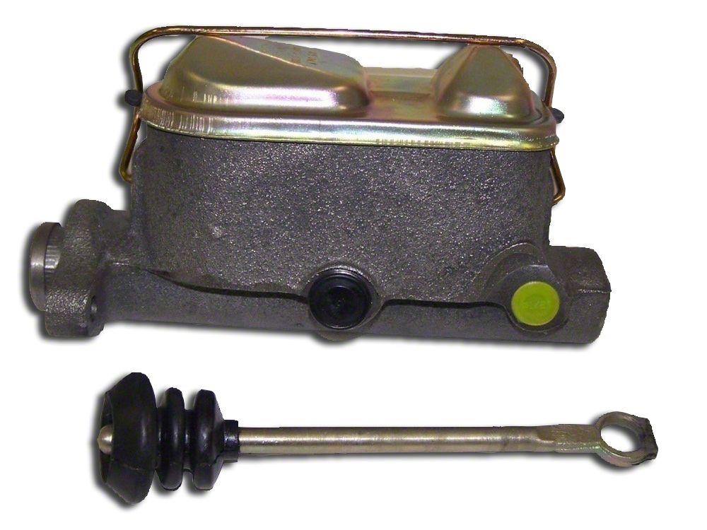 Omix-ADA Brake Master Cylinder (87-89 Jeep Wrangler YJ)