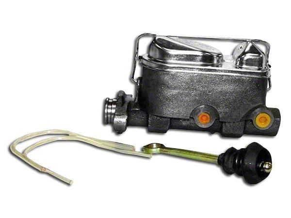 Omix-ADA Brake Master Cylinder (90-95 2.5L or 4.0L Jeep Wrangler YJ w/o ABS)