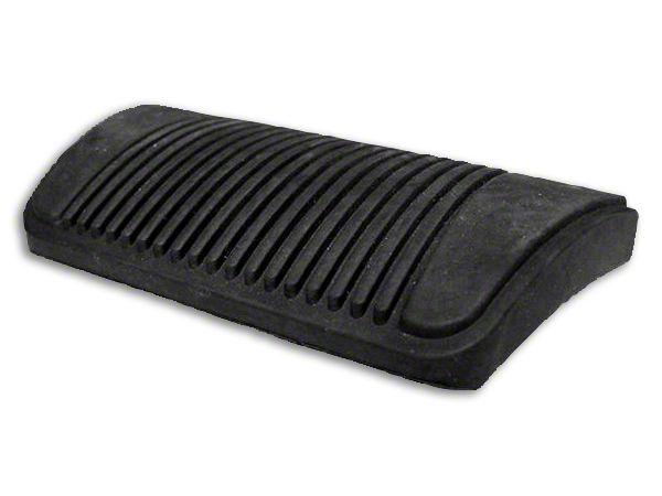 Omix-ADA Brake Pedal Pad (99-18 Jeep Wrangler TJ & JK w/ Automatic Transmission)