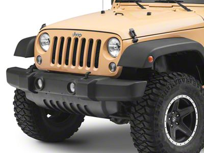 Crown Automotive Front Bumper Air Dam (07-18 Jeep Wrangler JK)