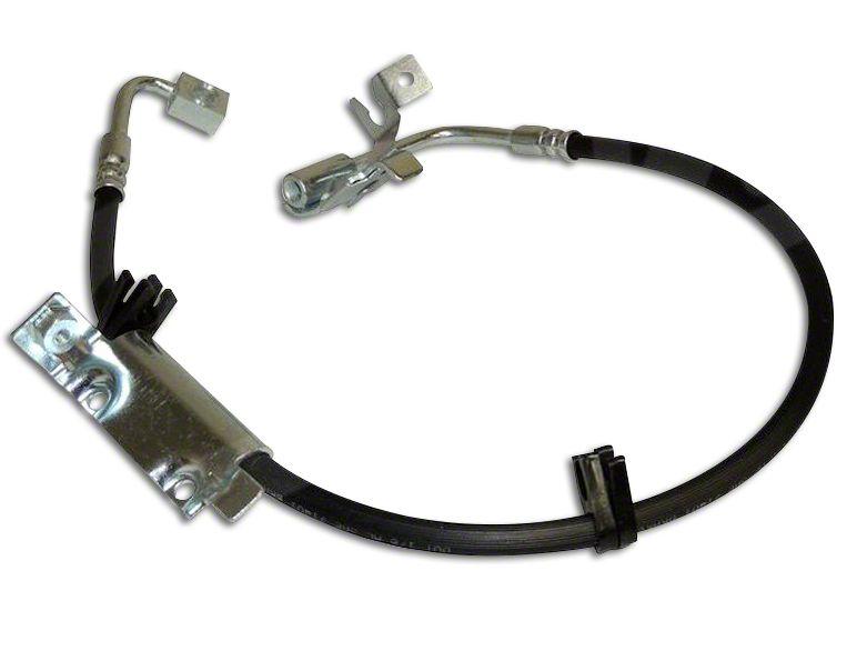 Omix-ADA Front Passenger Side Brake Hose (11-18 Jeep Wrangler JK)