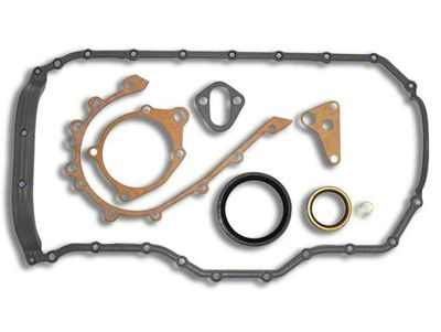 Omix-ADA Lower Engine Gasket Set (92-02 2.5L Jeep Wrangler YJ & TJ)