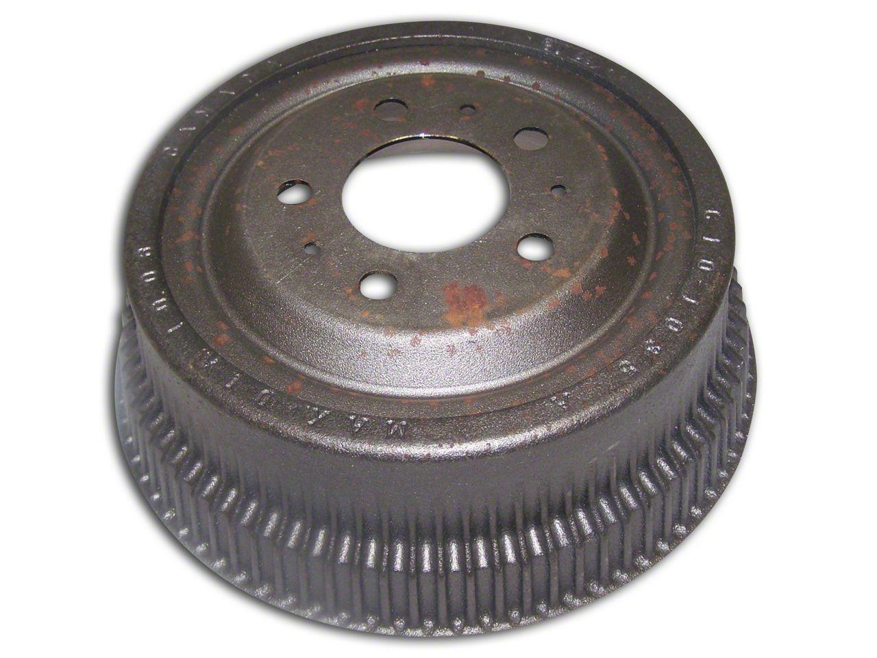 Rear Brake Drum - 10 x 2-1/2 in. (87-95 Jeep Wrangler YJ)