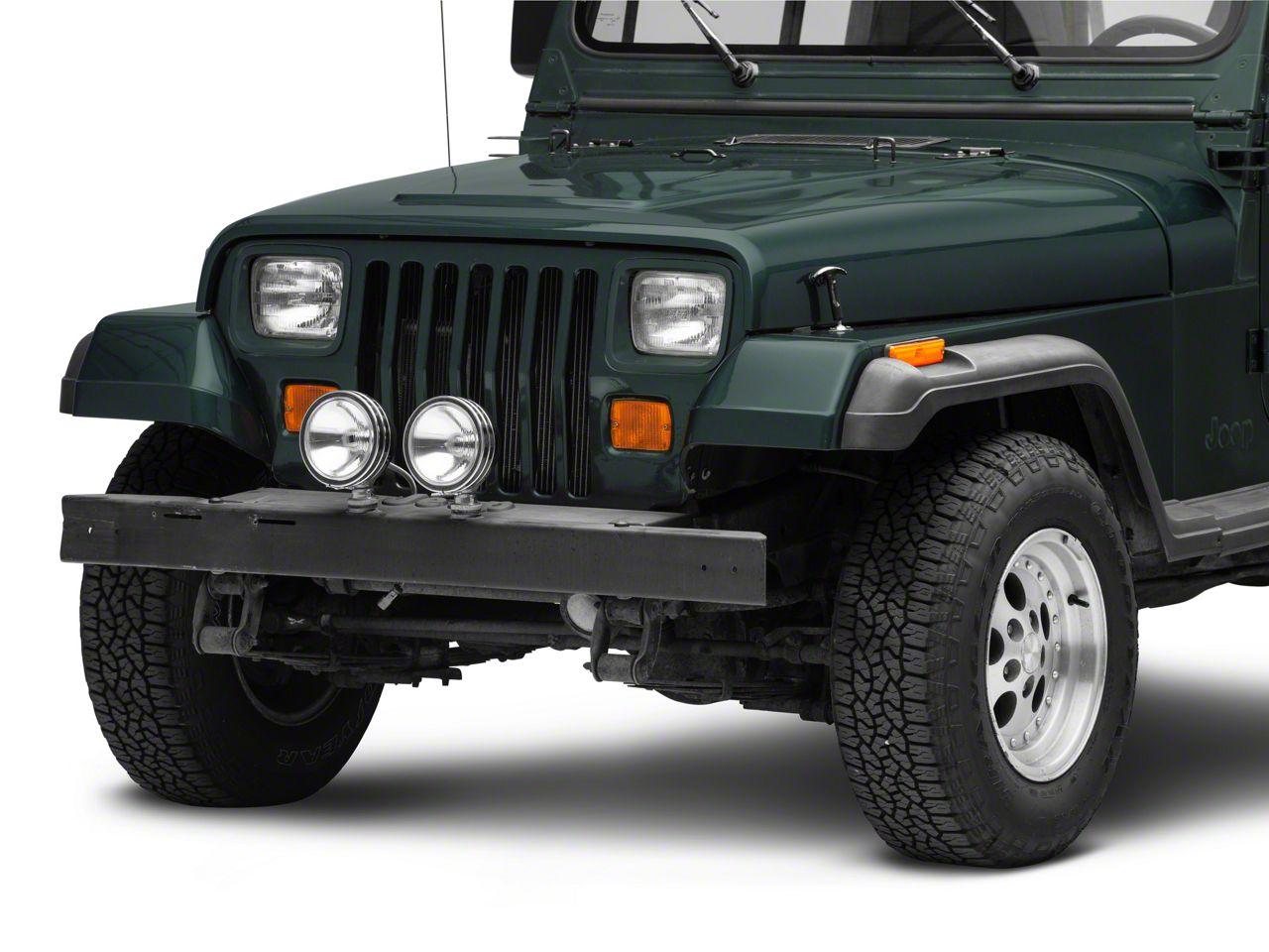 Omix-ADA Side Marker Light - Amber (87-95 Jeep Wrangler YJ)