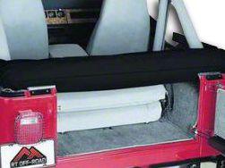 RT Off-Road Soft Top Storage Sleeve - Black Diamond (07-18 Jeep Wrangler JK 2 Door)